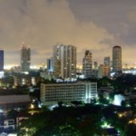 Bangkok-Nacht