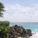 Barbados-Meerblick