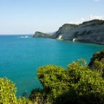 Felsenbucht-Korfu