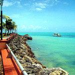 Küste-Guadeloupe