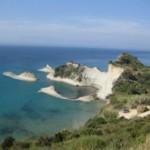 Felsen-Korfu