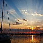Meerblick Thessaloniki