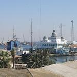 Suez-Hafen