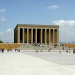 Anıtkabir, das Mausoleum Atatürks in Ankara