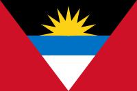 Barbuda Flagge