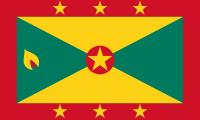 Grenada Flagge